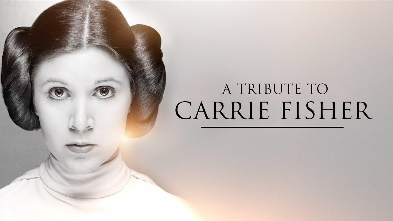 Mark Hamill recordó a Carrie Fisher a un año de su muerte