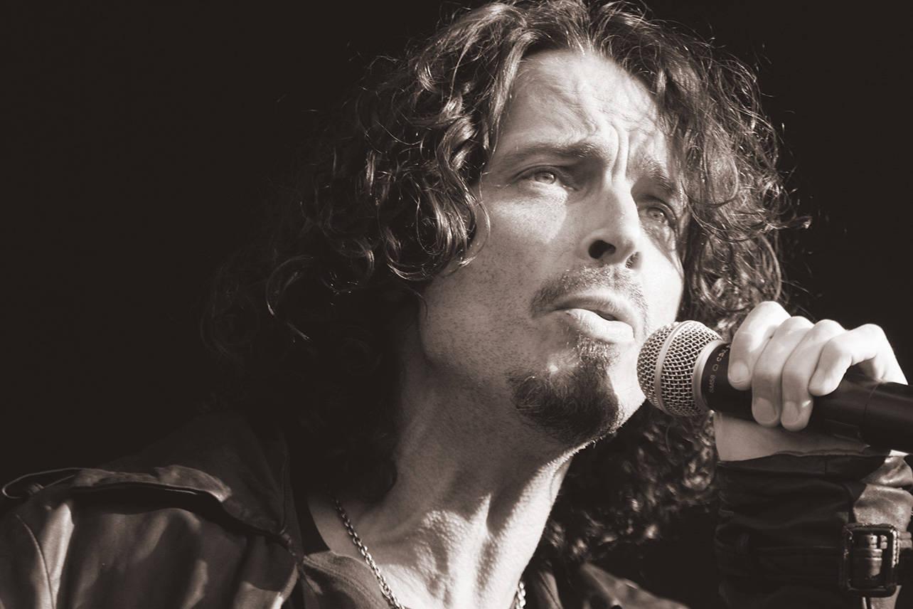 Vigilia para conmemorar un año de la muerte de Chris Cornell