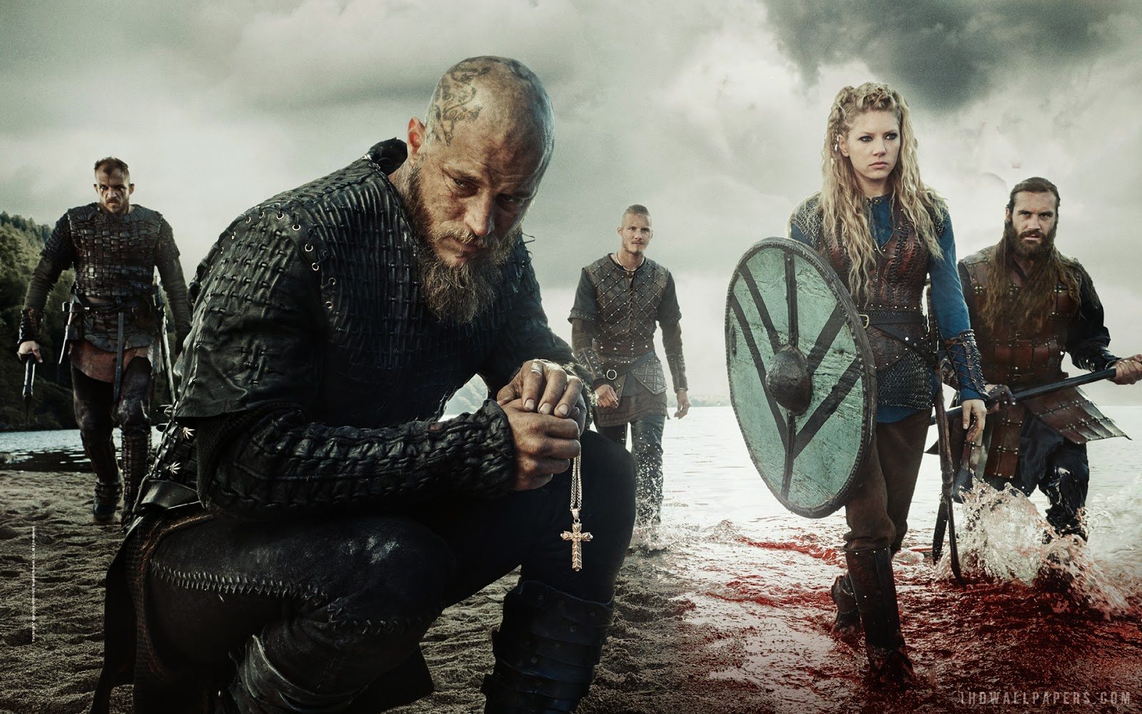 9 Cosas Que No Sabías De La Serie Vikings