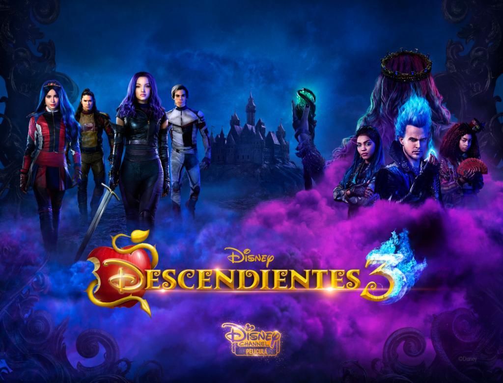 Descendientes 3 Las Aventuras Continúan En Disney Channel