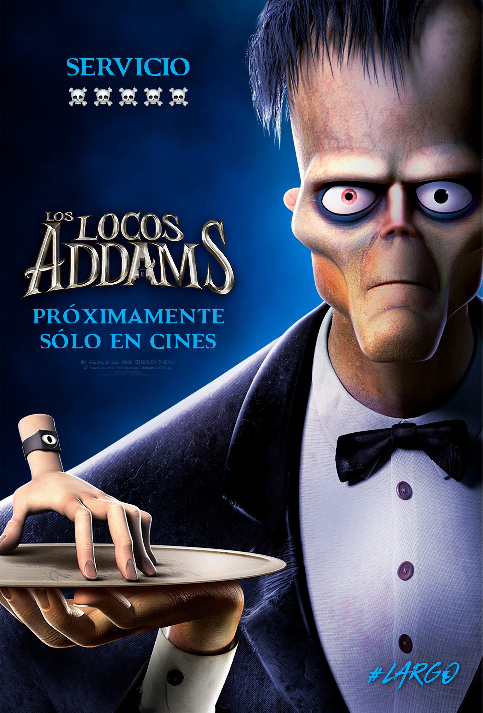 Los Locos Addams Una Extrana Pero Asombrosa Familia