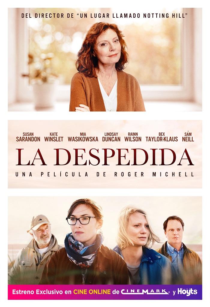 """Del mismo director de """"Notting Hill"""", la película llegará este jueves 29 de abril a la sala de cine online de Cinemark y Hoyts."""